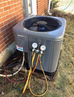 air conditioner tune up service