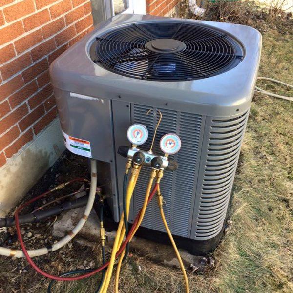 air conditioner tune up service